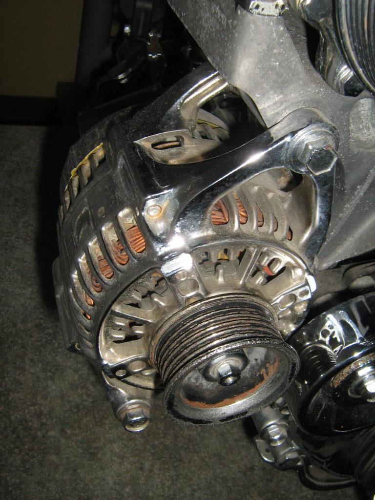 Alternator Copper